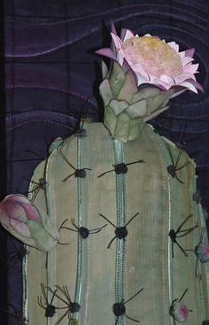 WendyMoyer Flor Noche Detail 2 Wendy Moyer interview: Textile sculptures