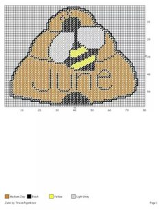 JUNE *BEE AND HIVE* by TRICIA*PIGSNKISES -- WALL HANGING