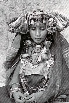 Woman Amazigh Morocco