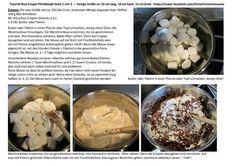 Silvia's Tortenträume: Rice Crispie Tutorial Anleitung mit Rezept, Beispiel: Pferdekopf. Seite 1 von 2