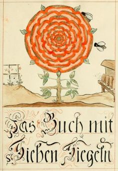 From the Manly Palmer Hall collection of alchemical manuscripts, 1500-1825. / Sacred Geometry <3