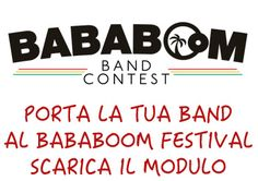 Bababoom Band contest 2015 - Iscrizioni aperte | Bababoom Band contest | Bababoom reggae festival http://www.bababoomfestival.it/reggae-contest-band-italiane-2015.html