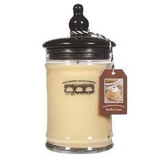 Bridgewater Candle 18 Oz. Jar - Vanilla Cream