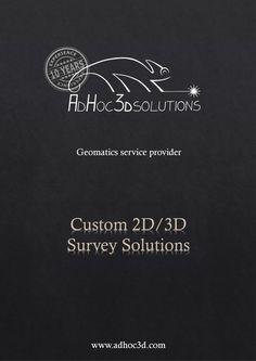 Ad hoc 3d solutions