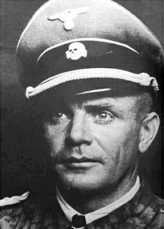 """✠ Heinz Harmel (June 29, 1906 - September 2, 2000) RK 31.03.1943 SS-Obersturmbannführer Kdr SS-Pz.Gren.Rgt """"Deutschland"""" 2. SS-Panzer-Division """"Das Reich"""" [296. EL] 07.09.1943 SS-Standartenführer Kdr SS-Pz.Gren.Rgt """"Deutschland"""" 2. SS-Panzer-Division """"Das Reich"""" [116. Sw] 15.12.1944 SS-Brigadeführer und Generalmajor der W-SS Kdr 10. SS-Pz.Div """"Frundsberg"""""""