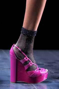 Fashion trend on VOGUE.COM - socks (Vogue.com UK)