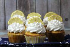 Delicious+Lemon+Cupcake+Recipe+via+@tammileetips