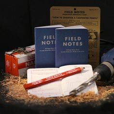Field Notes Pack of 3 - American Tradesman Edition