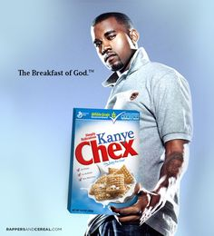 If Rappers Had Cereal Brands
