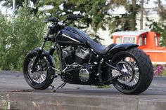 harley davidson blackline custom - Google Search