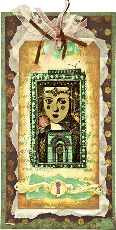 PaperArtsy Lynne Perrella Collection 010