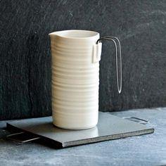 Pichet en porcelaine - Le Repère des Belettes