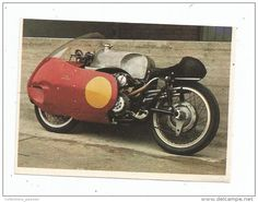 moto guzzi V8 1956