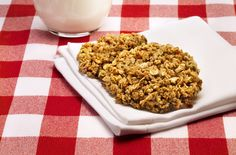 Oprah Winfrey's Breakfast Cookies: Fit all your nutrients into something sweet with this cookie recipe.