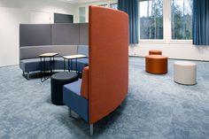 Interior design by Sistem Interior Architects. Interior Architects, Primary School, Floor Chair, Design Projects, Flooring, Interior Design, Furniture, Home Decor, Nest Design