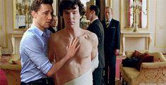 Tom groping people