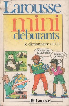 Kannas, Dictionnaire mini-débutants CP, CE (1990) Sequencing Cards, Early Readers, English Vocabulary, Teaching Kids, Baseball Cards, Comics, Books, Islam, Comprehension