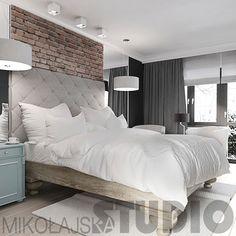 vintage bedroom design – MIKOŁAJSKAstudio Home Decor Inspiration, Sweet Dreams, Home And Living, House Design, Studio, Furniture, Styl Vintage, Bedrooms, Bedroom Ideas