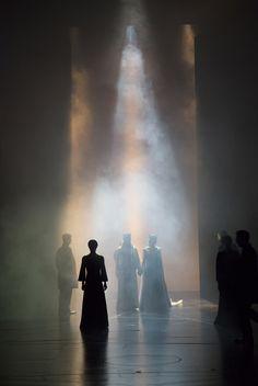 Macbeth; Photo by T Charles Erickson #Broadway #Theater