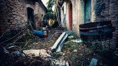 Apice, la ciudad fantasma de Italia que estuvo 35 años abandonada después de un terremoto