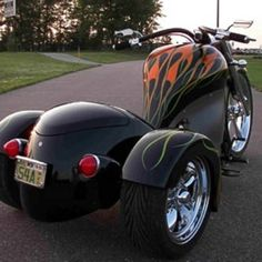 Cool trike if thats ur thing