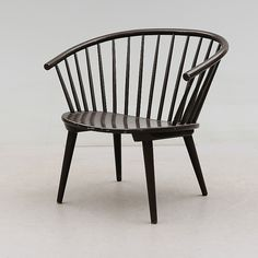 "KARMSTOL, ""Eker"", Gillis Lundgren, IKEA, 1900-talets andra hälft."
