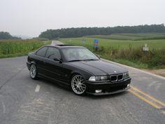 BMW E36.