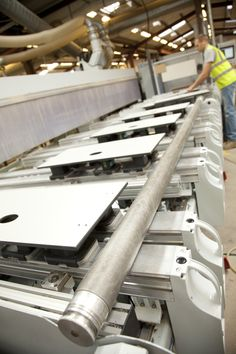Multiple machining ensures we achieve lean factory processes wherever possible.