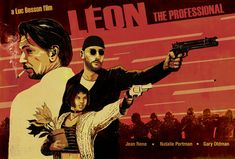 Leon The Professional by TylerChampion on deviantART