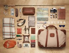 Great reference for packing essentials for that quick in and out fishing trip to Patagonia.