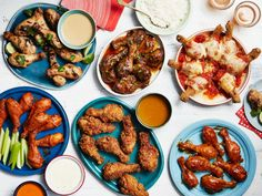 Take basic, oven-baked drumsticks to the next level with these clever, family-friendly reinventions from Food Network Kitchen.