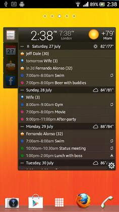 All-in-One Agenda widget v1.4.32 [Unlocked]   All-in-One Agenda widget v1.4.32 [Unlocked]Requirements:4.0.3Overview:All-in-One Agenda widget shows events of your digital life be it calendar appointments Facebook events birthdays or weather forecast and allows you to manage them with ease.  While keeping track on tight business schedule it's easy to forget about a birthday and a present for that special someone or miss a scheduled call  simply because your appointment is not visible to you at…