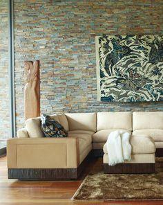 McGuire Furniture: Sofas U0026 Settees: Indoor