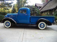 Chevrolet : Other Pickups 2 Door pickup 1937 Chevy Truck - http://www.legendaryfind.com/carsforsale/chevrolet-other-pickups-2-door-pickup-1937-chevy-truck/