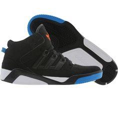 watch 6f6a9 eb9c0 Adidas Court Blaze LQC (black  crayon blue  warnin)