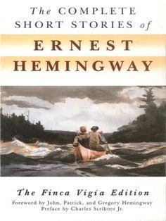 Hemingway, Hemingway, Hemingway! Almost done.