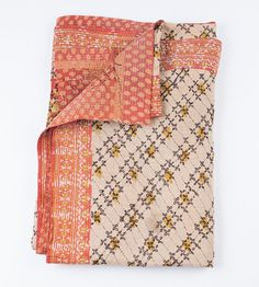 Beautiful Reversible Antique Quilt  10 by gypsya on Etsy, $99.00