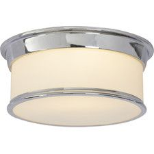 Carlisle 2 Light Flush Mount