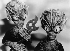 invasion of the saucer men - Google Search