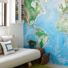 Decorating ideas for walls from Redonline | Red Online