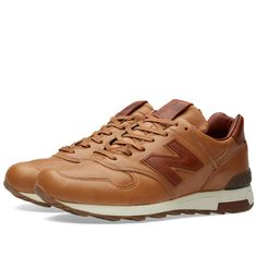 940 New Balance x Horween Leather Co. M1400BH Made in the USA Tan | New Balance