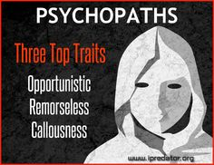 Online Psychopathy Image 75  Provided here is the link to iPredator's updated Online Psychopathy page presenting the traits of Online Psychopaths. At the base of the page, click on the PDF button to download the PDF paper. No personal information is required to download. Visit iPredator to review or download, at no cost, information about online psychopaths and the online psychopathy checklist by Michael Nuccitelli, Psy.D. Link: https://www.ipredator.co/ipredator/online-psychopaths/