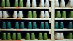 Established 1921 by Alex Lahtinen, Lahtiset still manufactures felt boots by hand using only natural materials.