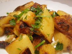 Lebanese Spiced Potatoes Batata Harra) Recipe - Food.com