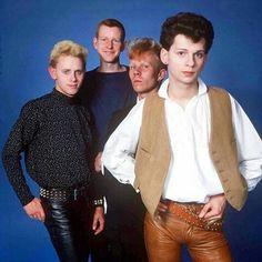 Depeche Mode .