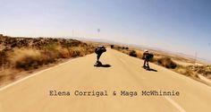Elena and Maga at La Muela