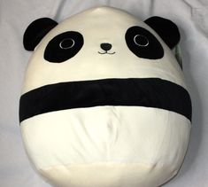 "Squishmallows Plush Stuffed Animal Plushies Stanley Panda Bear 20"" Kelly Toy"