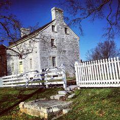 Shaker Village Pleasant Hill Harrodsburg Kentucky