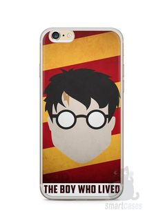 Capa Iphone 6/S Plus Harry Potter #2 - SmartCases - Acessórios para celulares e tablets :)