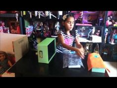 Como hacer una litera para munecas Monster High - YouTube